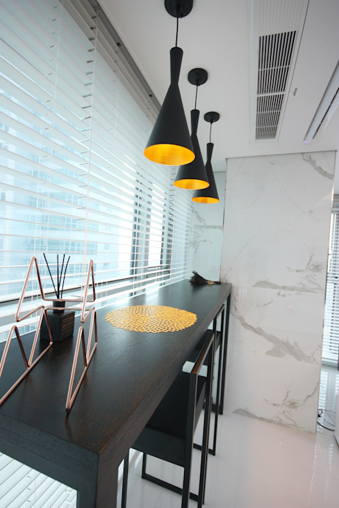 Terrasse de style  par homelatte, Moderne