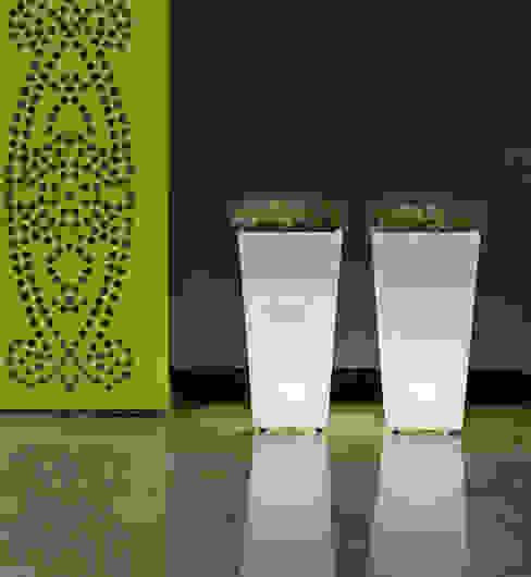 accesorios decoración New Garden Venezuela Espacios comerciales Plástico