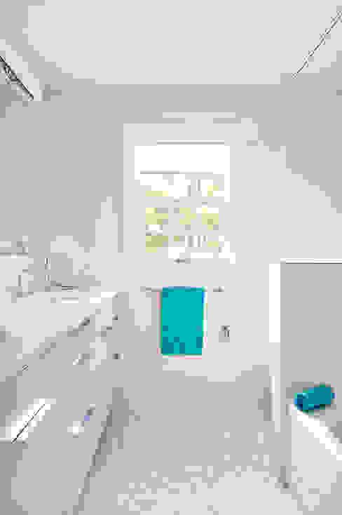Hall Bath Clean Design Modern Bathroom