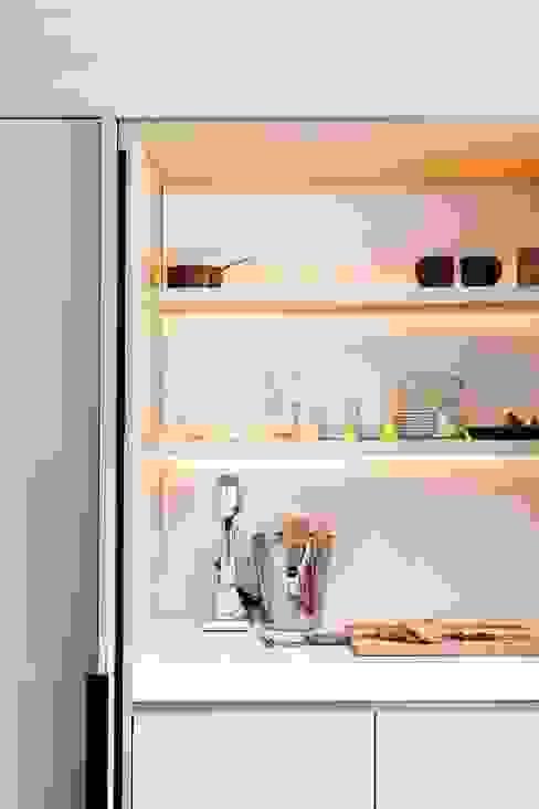 Project K Moderne keukens van JUMA architects Modern