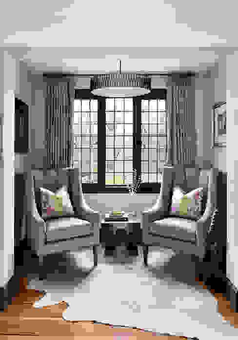 غرفة المعيشة تنفيذ Clean Design, حداثي