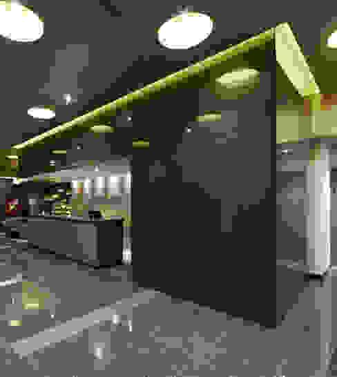 DuraGloss es ideal para destacar sus proyectos arquitectónicos.: Cocinas de estilo  por FORMICA Venezuela