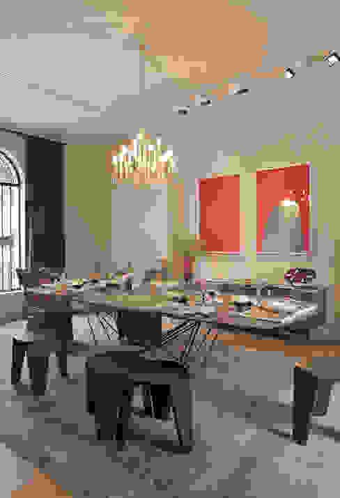 Phòng ăn phong cách hiện đại bởi Gisele Taranto Arquitetura Hiện đại