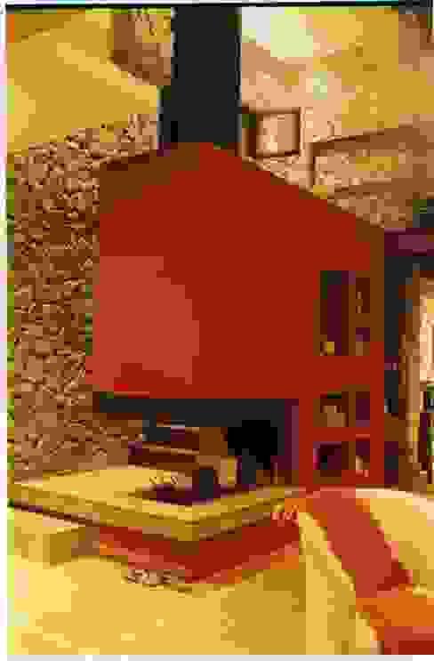 Casa en Valeria del Mar: Livings de estilo  por Diego Porto Arquitecto