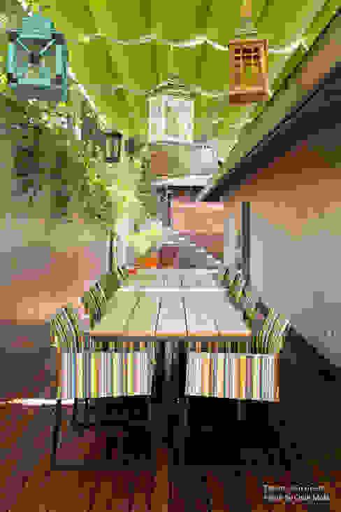 Projekty,  Ogród zaprojektowane przez Chibi Moku,