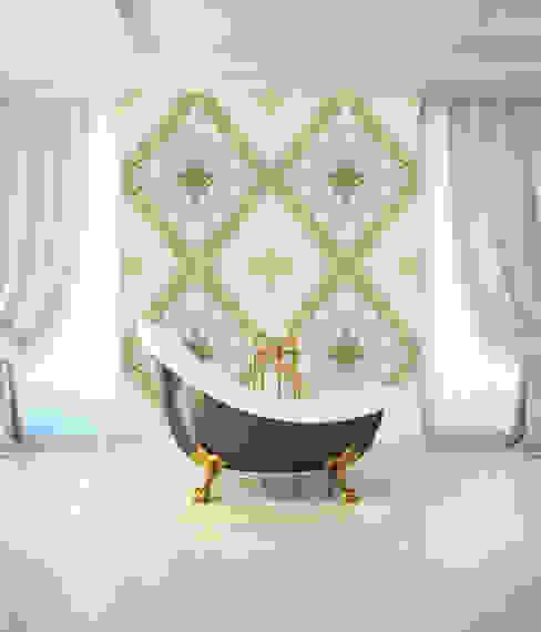 Modern bathroom by Elalux Tile Modern Marble