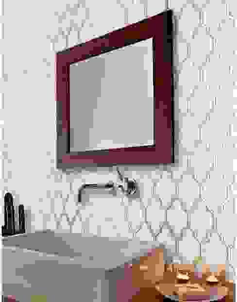 Modern bathroom by Elalux Tile Modern Metal