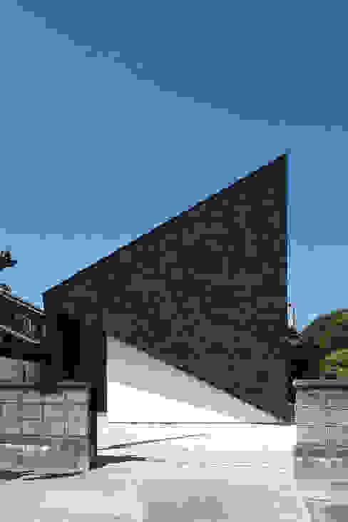 外観 日本家屋・アジアの家 の homify 和風