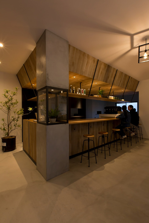 Cocinas de estilo  de ALTS DESIGN OFFICE,