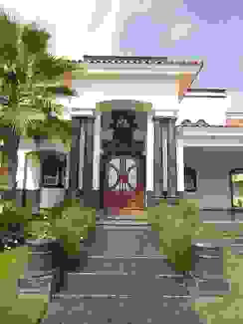 Maisons de style  par arketipo-taller de arquitectura, Classique