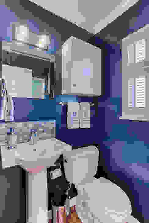 Studio Design LLC Classic style bathrooms