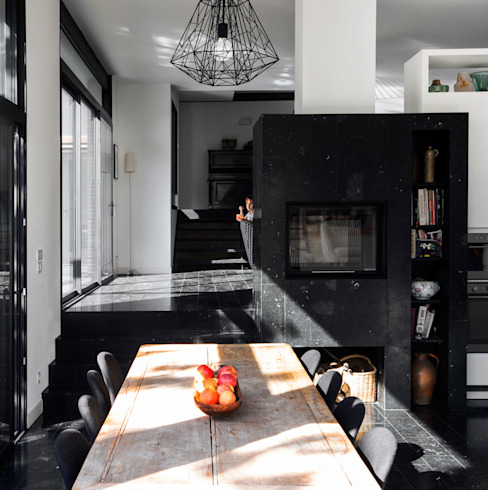 Kitchen by Florence Gaudin architecte