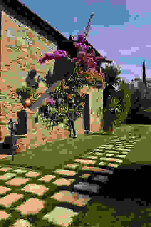 Casas rústicas por Arte Pietra Rústico Pedra