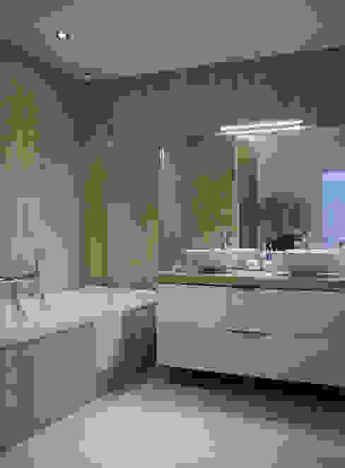 Modern Bathroom by Daniel architectes Modern