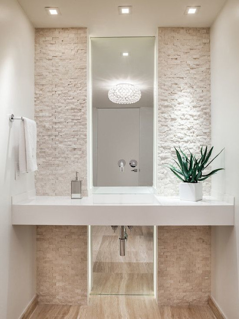 Bathroom by Alsancak Mermer, Modern Marble