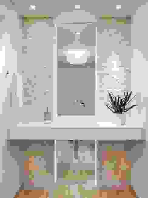 Baños de estilo moderno de Alsancak Mermer Moderno Mármol