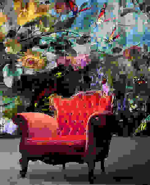 Dinding & Lantai Tropis Oleh La Aurelia Tropis
