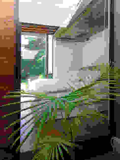 juan olea arquitecto Dormitorios rústicos de juan olea arquitecto Rústico