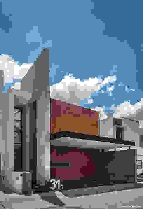 """Casa Contadero / CANOCANELA Arquitectura:  de estilo {:asian=>""""asiático"""", :classic=>""""clásico"""", :colonial=>""""colonial"""", :country=>""""rural"""", :eclectic=>""""ecléctico"""", :industrial=>""""industrial"""", :mediterranean=>""""Mediterráneo"""", :minimalist=>""""minimalista"""", :modern=>""""moderno"""", :rustic=>""""rústico"""", :scandinavian=>""""escandinavo"""", :tropical=>""""tropical""""} por Oscar Hernández - Fotografía de Arquitectura,"""