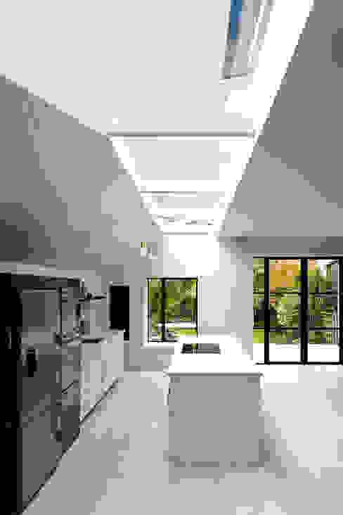 The Slate House Modern houses by Gundry & Ducker Architecture Modern Slate