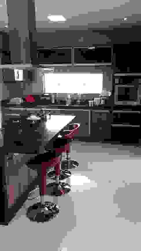Cozinha Cozinhas modernas por homify Moderno