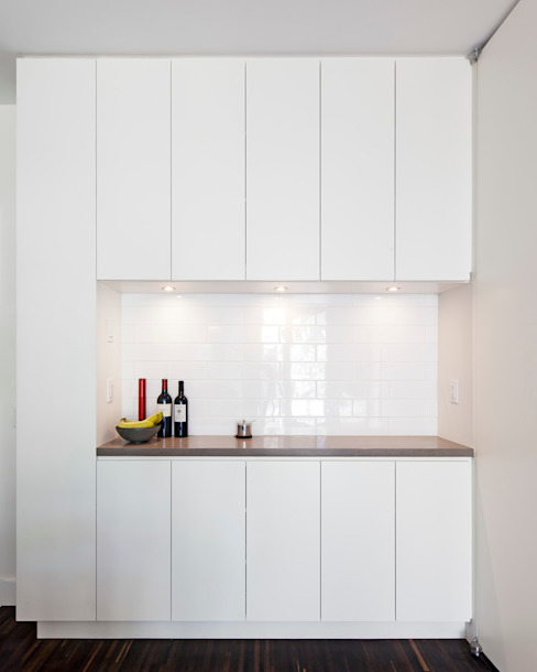 Coffee Bar Modern kitchen by STUDIO Z Modern