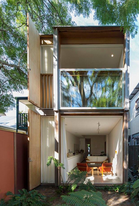 Houses by Casa Container Brasil, Modern