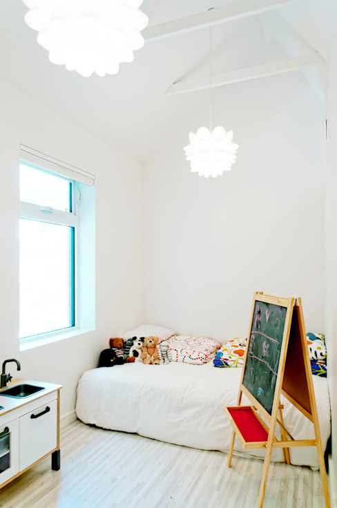 Our House Solares Architecture Nursery/kid's room