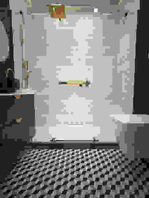 Bathroom by Boraevgar, Scandinavian Ceramic