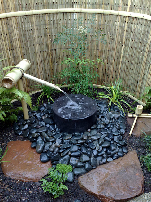 Asian style gardens by Japanese Garden Concepts Asian