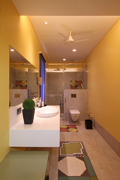 Contemporary Home design Classic style bathroom by Design House Classic
