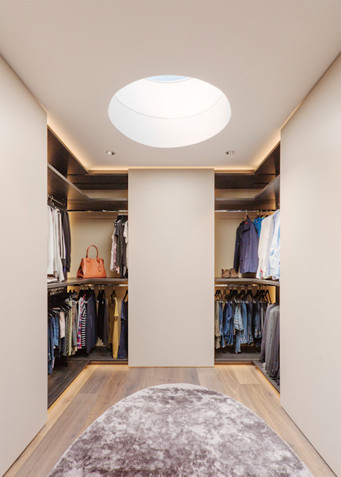 Modern Dressing Room by meier architekten zürich Modern