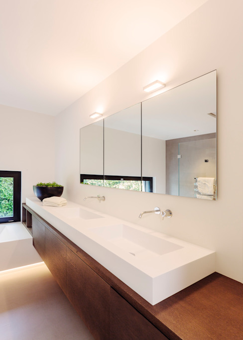 meier architekten zürich Modern Bathroom White