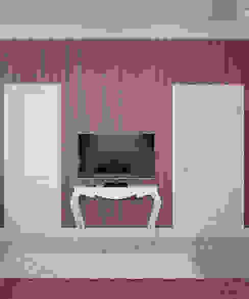 Bedroom by design studio by Mariya Rubleva