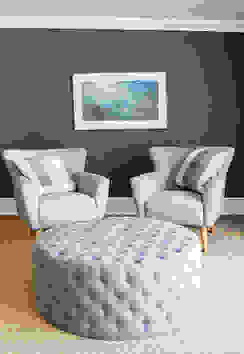 House Oranjezicht Scandinavian style bedroom by ATTIK Design Scandinavian