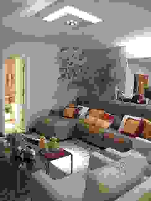 Living room by Cia de Arquitetura, Modern