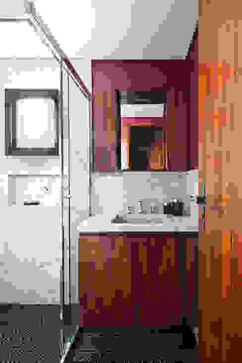 Banheiro INÁ Arquitetura Banheiros clássicos