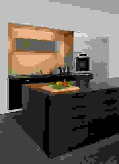 Cocinas modernas de SPG Architects Moderno