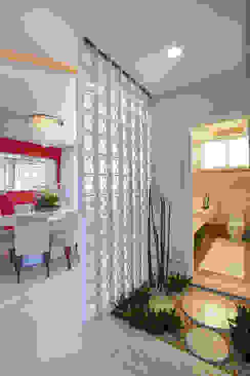 Arquiteto Aquiles Nícolas Kílaris Modern Bathroom Marble Beige