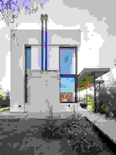 Casas minimalistas de homify Minimalista Concreto reforzado