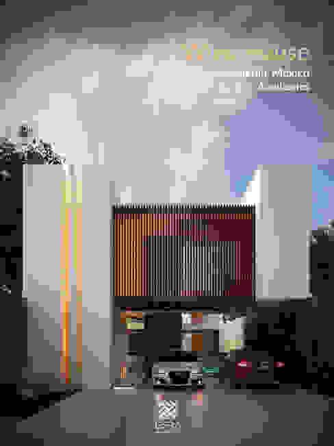 Houses by Fermin de la Mora , Minimalist
