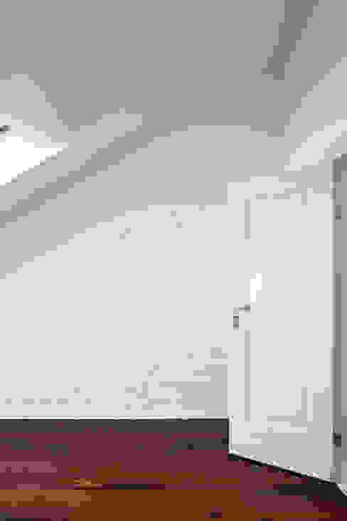 brandt+simon architekten Habitaciones modernas Ladrillos Blanco