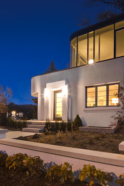 Modern Houses by dpai architecture inc Modern