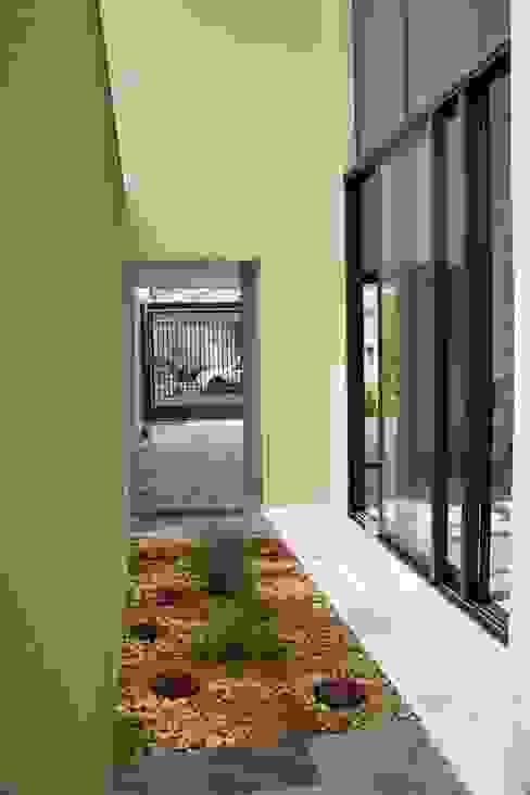 Conservatory by Pz arquitetura e engenharia