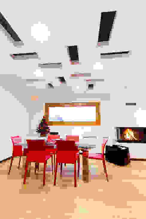 Modern Yemek Odası SANSON ARCHITETTI Modern
