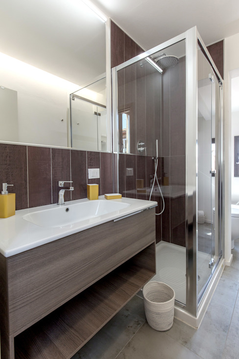 Bathroom by Architetto Francesco Franchini, Modern