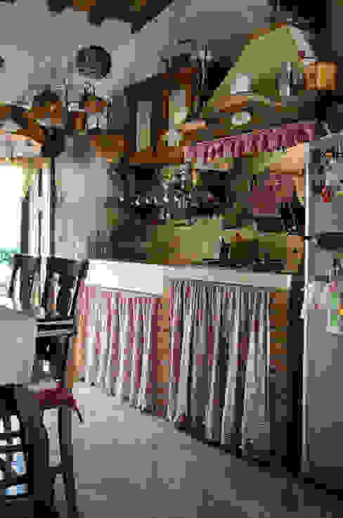 Pietre di Rapolano Вбудовані кухні Камінь Бежевий
