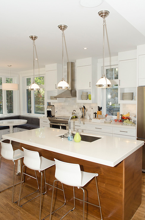 Lindenlea Addition + Renovations by Jane Thompson Architect Classic Quartz