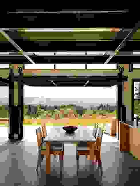 Comedores de estilo moderno de Feldman Architecture Moderno