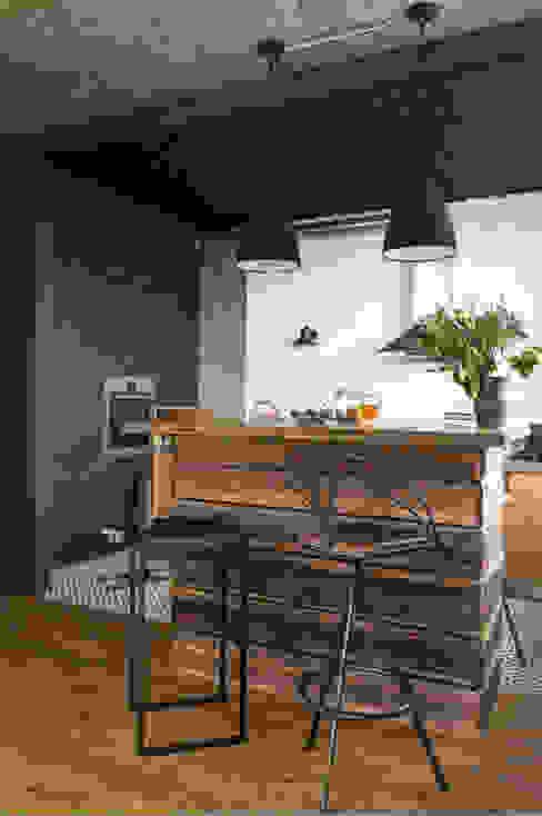 Industrial style kitchen by KOPNA Industrial